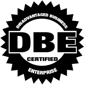 Disadvantaged Business Enterprise logo
