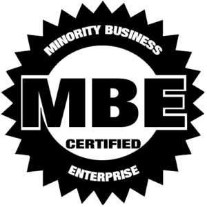 Minority Business Enterprise logo